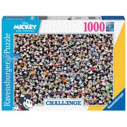 Ravensburger Puzzle - Mickey Challenge - 1000pc