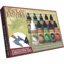 The Army Painter - Warpaints Metallic Colours Paint Set