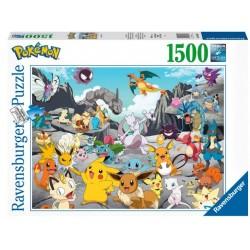 Ravensburger Puzzle - Pokemon Classics - 1500pc