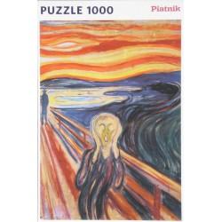 Puzzle - Munch - The Scream (1000pc)