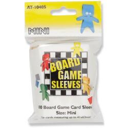 Arcane Tinmen Mini Game Sleeves 41x63 Yellow