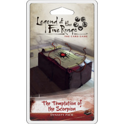 Legend of the Five Rings LCG:The Temptations of the Scorpion