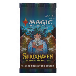 MTG Strixhaven School of Mages Collector Booster (12)