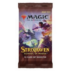 MTG Strixhaven School of Mages Set Booster EN (30)