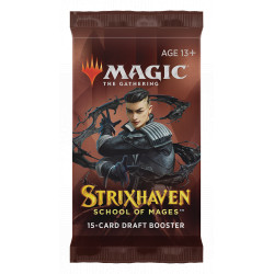 MTG Strixhaven School of Mages Draft Booster (36)