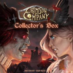 Crimson Company Collectors Box
