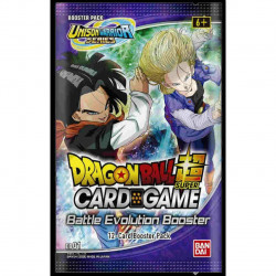 Dragon Ball Super: Game Battle Evolution Booster