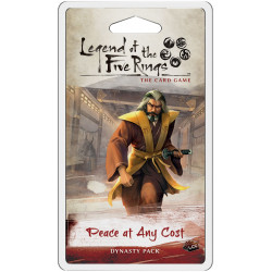 Legend of the Five Rings LCG: Peace at Any Cost