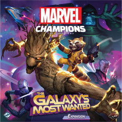 Marvel Champions: The Galaxys Most Wanted