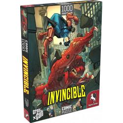 Puzzle: Invincible vs. Dinosaurus 1000pc