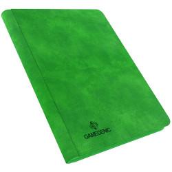 Gamegenic Zip-Up Album 18-Pocket Green