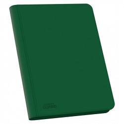Ultimate Guard Zipfolio 360 - 18-Pocket Xenoskin Green