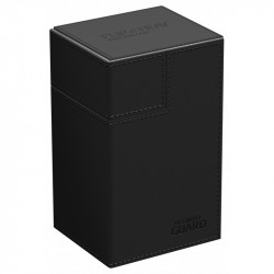 Flip n Tray Deck Case 80+ Standard Size Xenoskin Black