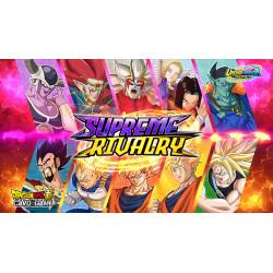 Dragon Ball SCG: Unison Warrior Supreme Rivalry Booster B13