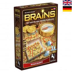 Brains: Treasure Map