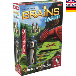 Brains Family: Castles & Dragons