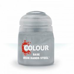 21-46 Ciitadel Base: Iron Hands Steel
