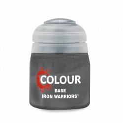 21-48 Citadel Base: Iron Warriors
