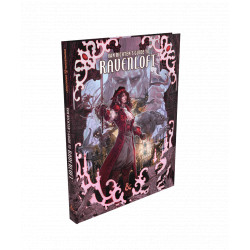 D&D Van Richtens Guide to Ravenloft Alt Cover HC