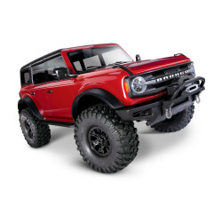 TRX4 2021 Ford Bronco 4WD Crawler Red