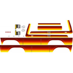 Decal TRX-4 - Bronco sunset