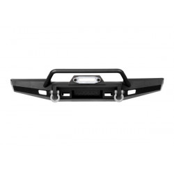 Bumper winch medium width front