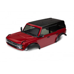 Body ford bronco (2021) red