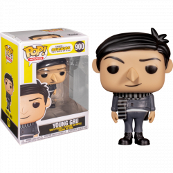 POP! Minions 2: Young Gru 900