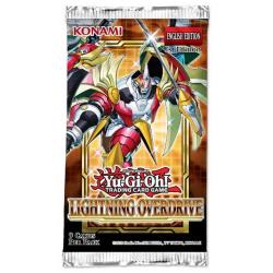 YGO Lightning Overdrive Booster