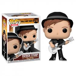 POP! POP Rocks: Fall Out Boy -Patrick Stump
