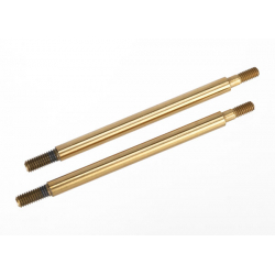 Shaft, GTR long, TiN-coated (2)