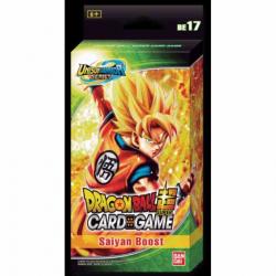 Dragon Ball Super CG: Saiyan Boost  BE17