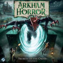 Arkham Horror Third Edition: Secrets of the Order Exp