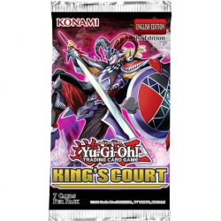 YGO Kings Court Booster