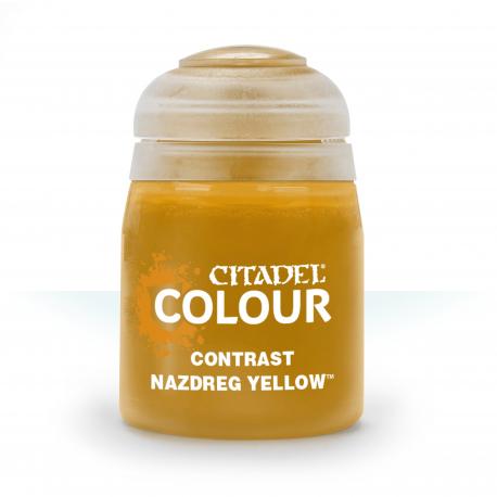 29-21 Citadel Contrast: Nazdreg Yellow