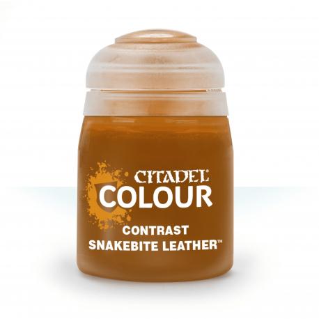 29-27 Citadel Contrast: Snakebite Leather