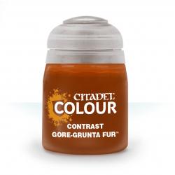 29-28 Citadel Contrast: Gore-Grunta Fur