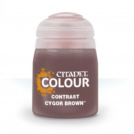 29-29 Citadel Contrast: Cygor Brown