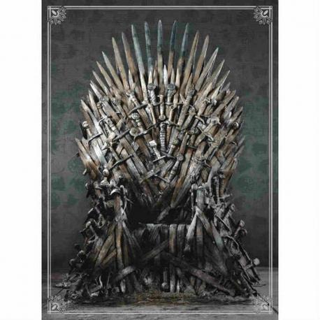 Game of Thrones Puzzle: Iron Throne (1000pc)