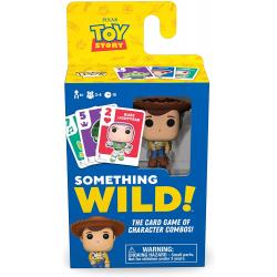Something Wild Card Game - Toy Story - EN
