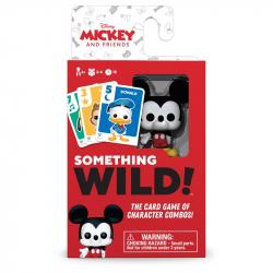 Something Wild Card Game - Mickey & Friends - EN