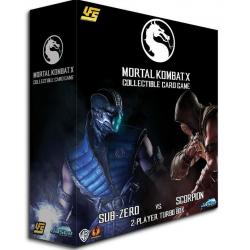 UFS - Mortal Kombat X 2-Player Turbo Box