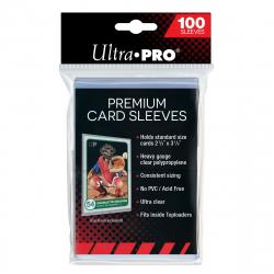 UP Standard Sleeves Premium Card (100)