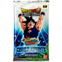 Dragon Ball SCG: Unison Warrior Cross Spirits Booster B14