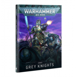 CODEX: Grey Knights 2021