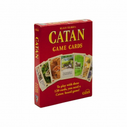 Settlers of Catan Game Cards 5th Edition
