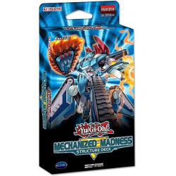 YGO Structure Deck: Mechanized Madness