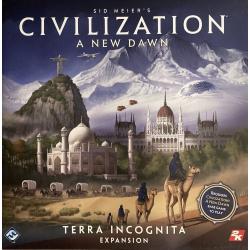 Civilization: A New Dawn Terra Incognita
