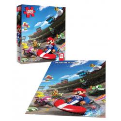 Super Mario Mario Kart Puzzle 1000pc