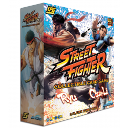 UFS Street Fighter 2Player Turbo Box